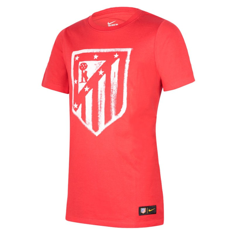 Camiseta Algodón roja Atlético de Madrid Nike. Loading zoom a37bbda3cb9a6
