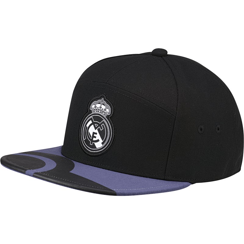 Gorra Plana Real Madrid. Loading zoom bf09d5c40c9