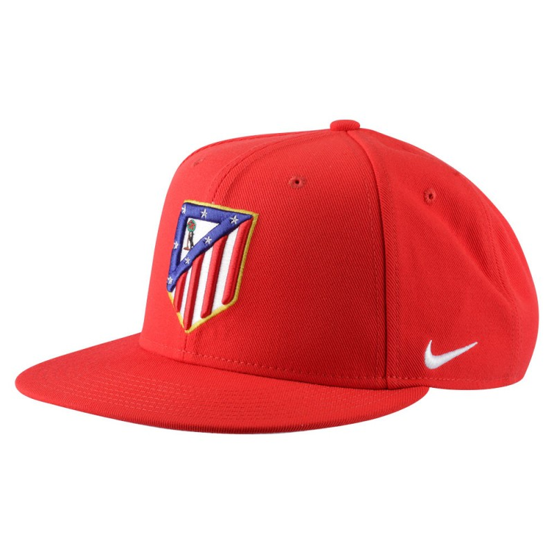 37200e3eadd6e Gorra plana Atlético de Madrid roja Nike. Loading zoom