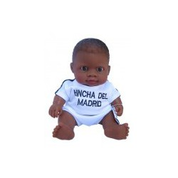 Muñeco bebé Reai Madrid C.F.