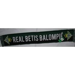 Bufanda del Real Betis Balompie