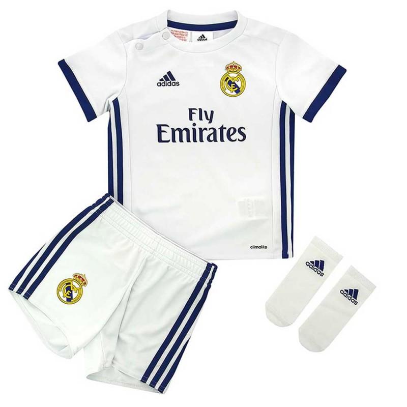 2660069a807e9 Mini Kit 1ª BEBE 2016 17 Real Madrid CF Adidas. Loading zoom