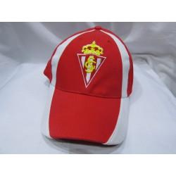 Gorra del Real Sporting de Gijón