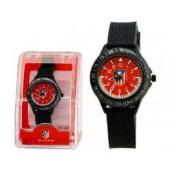 Reloj pulsera  jr. atletico de madrid