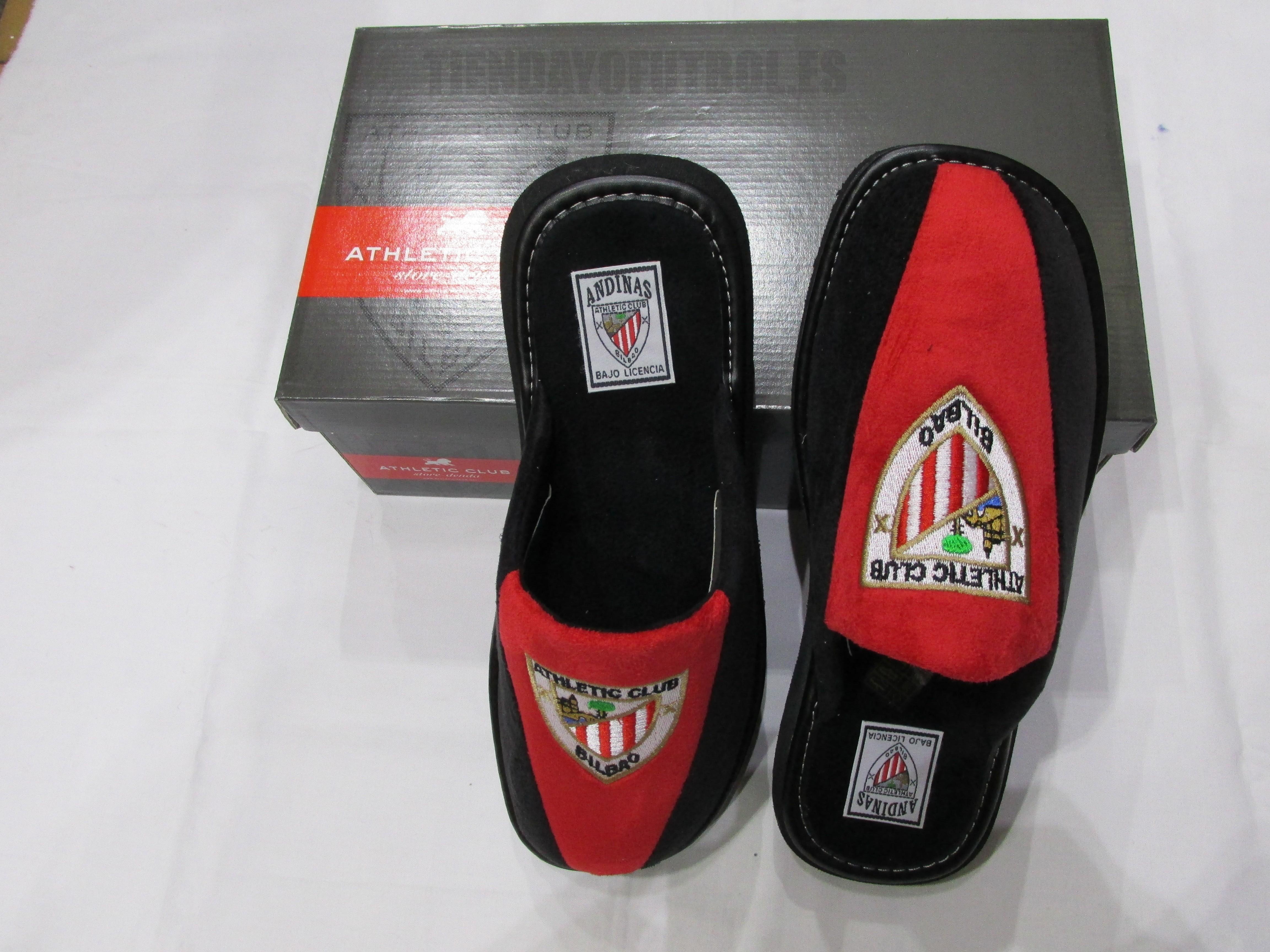 Zapatillas de estar por casa Athletic club de bilbao  8d754704e6e80