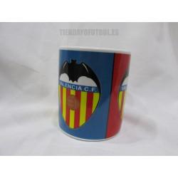 Taza Mug Valencia C.F. tricolor