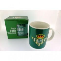 Taza Escudo  Real Betis
