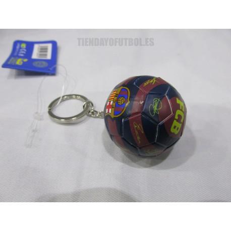 Llavero  balón barça