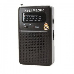"""Radio Real Madrid de """"bolsillo""""  AGOTADO"""