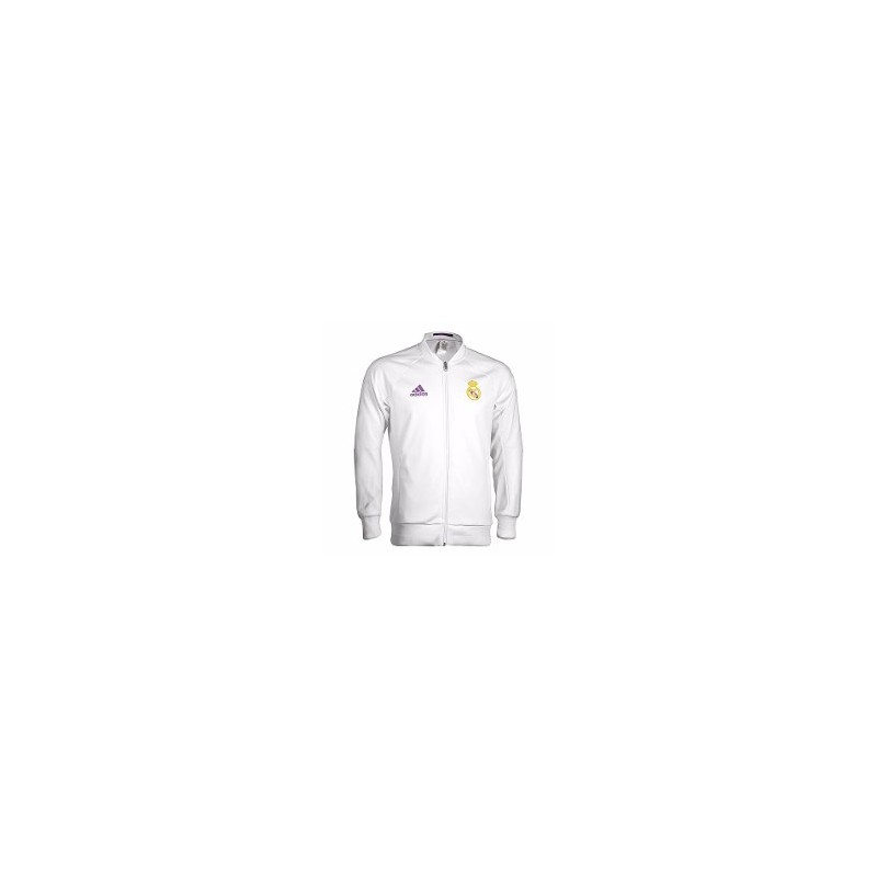Sudadera blanca Real Madrid CF Adidas. Loading zoom c9f58a8905a2c