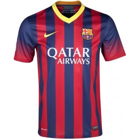 932a629fc0 Camiseta 1ª 2013-14 FC Barcelona Nike