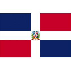 Bandera de Rep. Dominicana