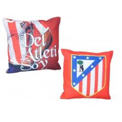 Cojín del Atlético de Madrid