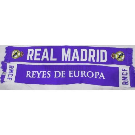 Bufanda Lana Real Madrid