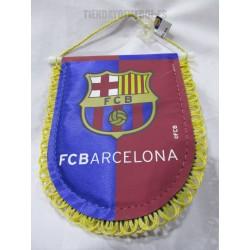 Banderín pequeño  Azul -grana FC Barcelona
