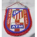 Banderín pequeño Atlético de Madrid  1903