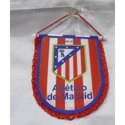 Banderín pequeño Atlético de Madrid