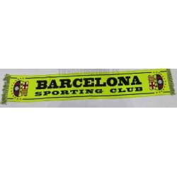 Bufanda del Barcelona Sporting Club