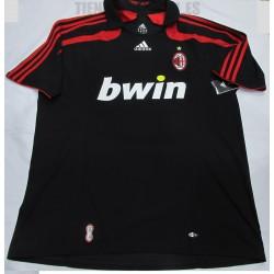 Camiseta Milan negra  Adidas