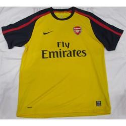 Camiseta Arsenal amarilla Nike