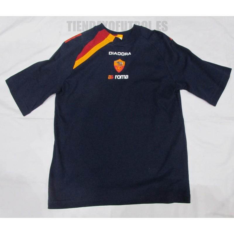 540175c950424 Camiseta Roma azul kappa. Loading zoom