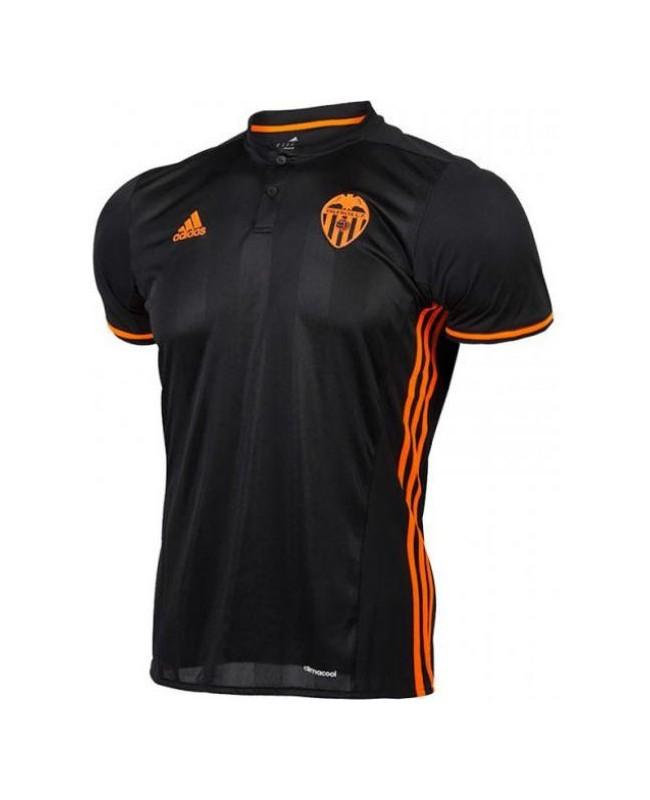 4615f6a3b139e Negro camiseta Valencia