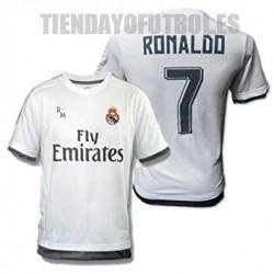 Camiseta 1º 2015/16 Real Madrid CF