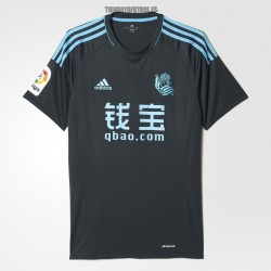 Camiseta 2ª 2016/17 Real Sociedad Adidas
