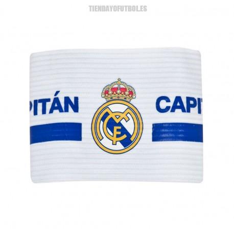 Brazalete Capitán Real Madrid CF
