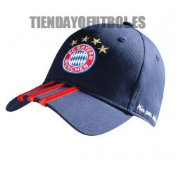 Gorra Bayern Munchen azul Adidas