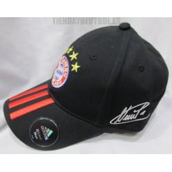 Gorra Bayern Munchen negra Adidas