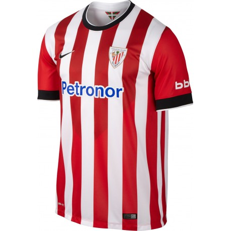 Camisa 1ª Athletic Bilbao