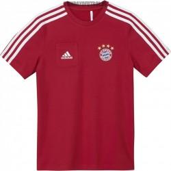 Camiseta Junior Bayern Munchen Adidas roja