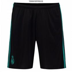Pantalón Negro 2017/18 Real Madrid CF Adidas
