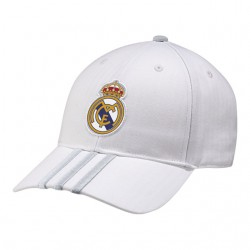Gorra blanca 2015/16 Real Madrid CF.