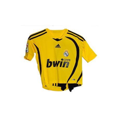 Portero amarillo manga larga adidas amarillo kit portero for Outlet porte romanina