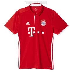Camiseta Jr. Bayern Munchen 2016/17 Adidas