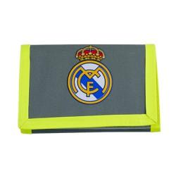"""Cartera Real Madrid """"Fluor"""""""
