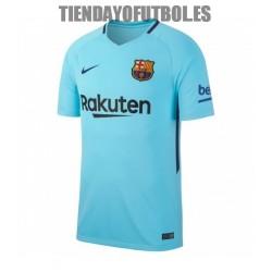 Camiseta 2ª Barcelona FC 2017/18 Nike