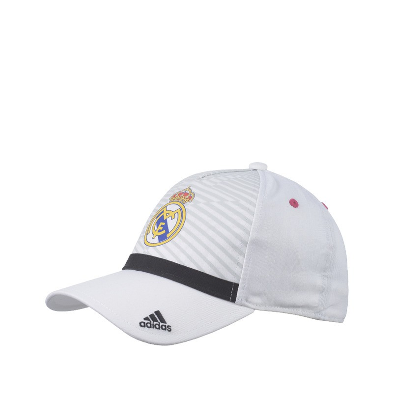 Gorra Blanca Real Madrid CF. Loading zoom 1f0dcc5a5e7