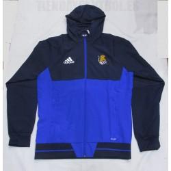 Sudadera oficial Real Sociedad Adidas