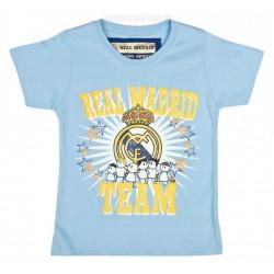 "Real Madrid Camiseta Algodón"" bebé"""