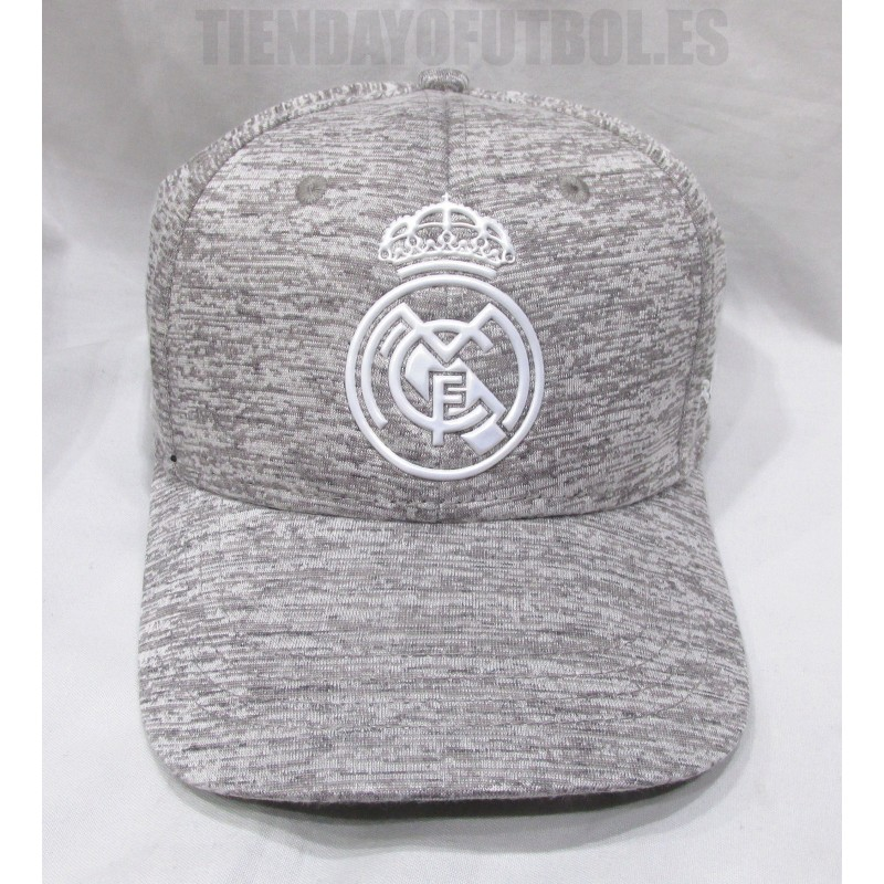 ... oficial Real Madrid gris 2017 18. Gorra. Loading zoom 41aefbb3421