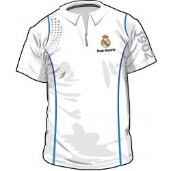 Real Madrid Polo blanco