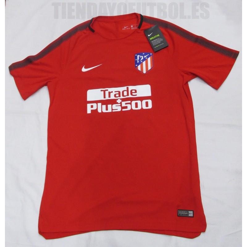 Camiseta Jr Entrenamiento Atlético de Madrid 2017 18 Nike. Loading zoom 53303315652f9