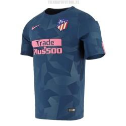Camiseta   Jr. oficial 3ª Atlético de Madrid 2017/18  Nike