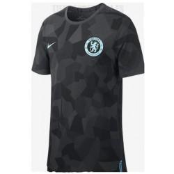 Camiseta oficial paseo Chelsea 2017/18 Nike