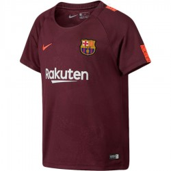 Camiseta 3ª Barcelona FC 2017/18 Nike