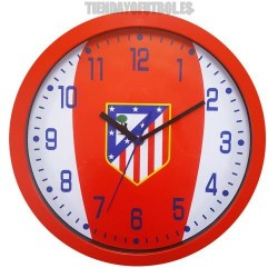 Reloj pared Atlético de Madrid