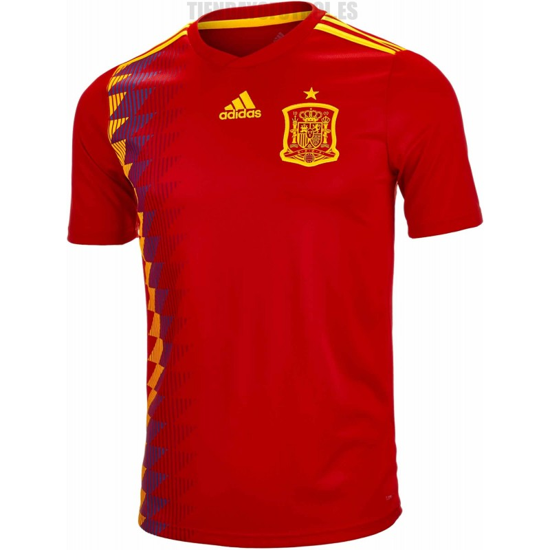 6554dcb41c408 Camiseta Selección España Adidas Mundial 2018. Loading zoom